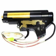 Airsoft E&C 8mm Complete M-Series AEG V2 Gearbox Version 2 Rear Line