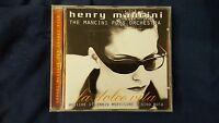 MANCINI HENRY - LA DOLCE VITA (MORRICONE & NINO ROTA)  CD