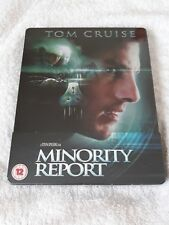 Minority Report Steelbook New and Sealed UK