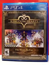 Kingdom Hearts The Story So Far (Playstation 4, 2018) NUOVO DECONFEZIONATO