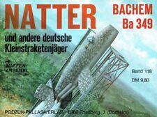 Dressel, Joachim: Natter und andere Kleinstraketenjäger. Waffen-Arsenal:Band 11