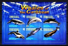 Grenade Grenadines 2010 baleines feuillet n° 3816 à 3821 neuf ** 1er choix