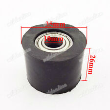 10mm Drive Chain Pulley Roller Tensioner Wheel Guide ATV Dirt PitBike Motorcycle
