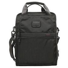 NWT TUMI 22117 D2 ALPHA 2 MEDIUM TRAVEL TOTE shoulder bag BLACK