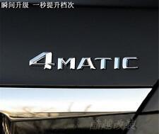E644 4 Matic Emblem neue Modern Badge auto aufkleber 3D Schriftzug car Sticker