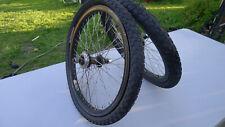 Old School Haro Y22 Rim Bmx Wheel set with 14mm Axle's