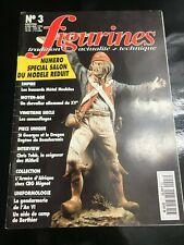 Revue Magazine Figurines Tradition Actualité Technique n° 3 AVRIL MAI 1995