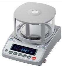 A&D FZ-300iWP Precision Balance Washdown Scale  Internal Cal 320 X 0.001 G NEW
