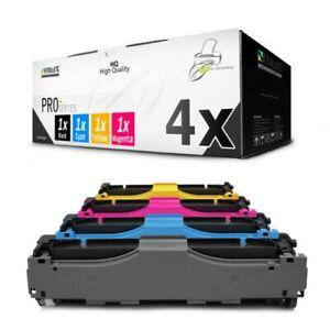 4x Pro Cartouche D'Encre Pour Canon I LBP-7200-cdn MF-8330-cdn MF-8380-cdw
