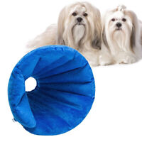 Pet Inflatable Collar For Dogs Comfy Cone Basic Adjustable Dog Collars Soft