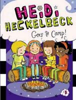 Heidi Heckelbeck Goes to Camp! by Wanda Coven (English) Hardcover Book Free Ship
