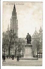 CPA- Carte postale -BELGIQUE -Antwerpen- La Place verte  - S3959