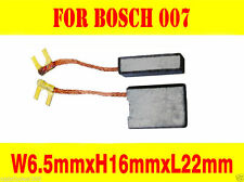 Carbon Brush For Bosch 007 Drill Grinder 11205(UBH4/26-2DS) 11201 11202 GSH 27