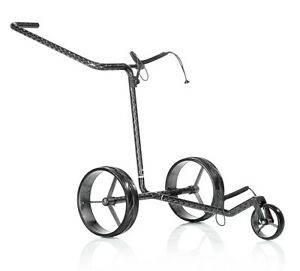 JuCad Carbon 3-Rad - der superleichte Trolley incl. Tasche Neu!