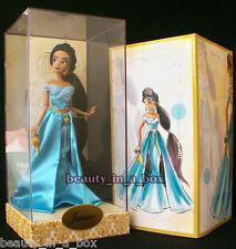 Jasmine Princess Designer Doll Collection ~ A Disney Store Exclusive LE Aladdin