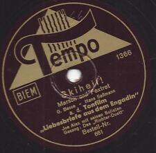 Jo Alex Solisten  und das Richter-Duett : Skiheil ( Giuseppe Becce Komposition )