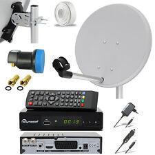 HDTV HD HDMI Camping SAT Anlage Digital Receiver LNB Mobile 12V 230V Skymaster