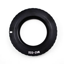 M42 Chips Lens Adapter Mount Ring For AF III to Canon EOS EF 550D 7D 5D E F CN