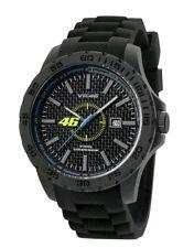 TW Steel Men's Valentino Rossi Black Strap Watch. New In Box