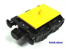 LEGO® EISENBAHN Waggon Achsen Komplett (3677,7838,7839,7898,10219,60051,60052)