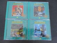 John Sinclair Tonstudio Braun Folge 53,54,55,56,57,58,59,60  Hörspiel CD`s