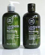 DUO PAUL MITCHELL TEA TREE LAVENDER MINT MOISTURE SHAMPOO & CONDITIONER 10.14 OZ
