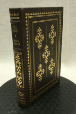 So Big Edna Ferber Franklin Library Pulizer Prize Leather Limited Edition