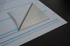 1x Aluplatte 200x400x5 mm mit Schutzfolie Alublech Alu Platte Aluminium Blech
