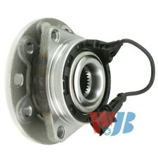 WJB WA513191 Front Wheel Hub Bearing Assembly Interchange 513191 BR930395