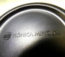 Konica Minolta Maxxum AF Camera Body Cap OEM Japan BDC-1000 Sony Alpha a99 a77