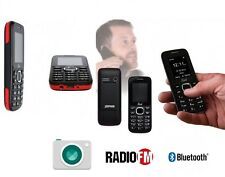 TELEFONO CELLULARE GSM DUAL SIM A COLORI ZEPHIR FOTOCAMERA RADIO FM BLUETOOTH