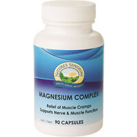 Nature's Sunshine Magnesium Complex 90c Magnesium