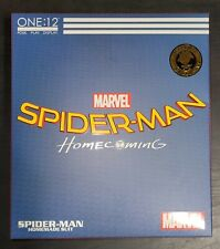 Mezco Exclusive Spider-Man Homecoming Homemade Suit Action Figure