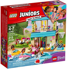 LEGO Juniors - Friends 10763 Stephanies Haus am See - Neu & OVP