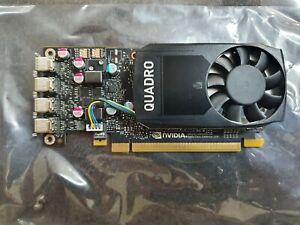 NVIDIA QUADRO P620 graphics cards.