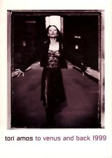 TORI AMOS 1999 TO VENUS AND BACK TOUR CONCERT PROGRAM BOOK / EX 2 NMT