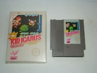 Nintendo NES Kid Icarus game cartridge w/ protective case, tested, working