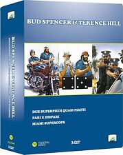 Dvd BUD SPENCER & TERENCE HILL - (Box 3 Dvd Film) .....NUOVO