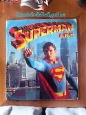 evado mancoliste figurine SUPERMAN Il film € 0,60 Panini 1978 nuove vedi Lista