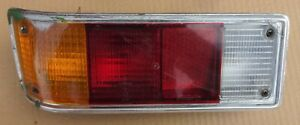 OPEL REKORD D COUPE TAIL LIGHT RIGHT SIDE 43354 R7 USED