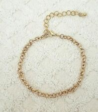 """Stainless Steel 2.3mm Bead Ball Bracelet Or Ankle Chain Anklet 7/"""" 8/"""" 9/"""" 10/"""" 11/"""""""