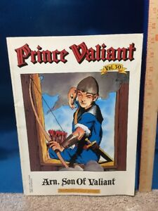 Prince Valiant Vol 30 Arn Son Of Valiant Fantagraphic 1987