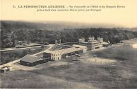 CPA AVIATION PERSPECTIVE AERIENNE HOTEL ET HANGARS BLERIOT