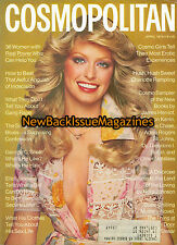 Cosmopolitan 4/75,Farrah Fawcett,April 1975,NEW