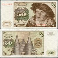 Pick# 33 D 50 Mark 1980 Germany XF