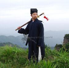 Shaolin Monk Wudang Taoist Robe Tai Chi Uniform Martial arts Wing Chun Suit