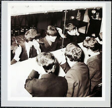 THE BEATLES POSTER PAGE . 1964 LEICESTER DE MONTFORT HALL DRESSING ROOM . H49