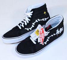 9fdd0691de SK8 Hi High Vans Peanuts Snoopy Bones New with Tags Mens Size 10 (721356)