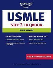 Kaplan USMLE Step 2 CK Qbook (2006, Paperback, Revised)