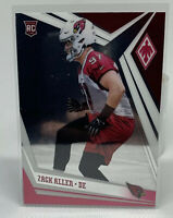 2019 Panini Phoenix Football #156 Zach Allen RC